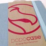 DODOcase HARD COVER SOLID | iPad mini用モレスキン風ケース。まるで手帳のような薄さと布の感触が気持ちいい手作り商品【レビュー】