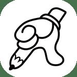 手書きキーボード | 手書き文字のテキスト変換が気持ちいいほど高速で簡単なキーボードアプリ