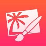 Pixelmator 2.2 | Apple Pencil対応版が遂にリリース。iPhone6sでは3D Touchにも対応で最大100Mピクセルを処理可能に