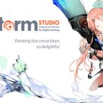 Paintstorm Studio 1.53 アップデート | タッチ操作でキャンバスを自在に回転。パース定規の追加など機能を解説
