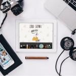 手書きメモ端末としての9.7インチiPad Pro