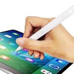 Yardoo Apple Pencilケース | 三角形のデザインが転がりにくく疲れないシリコン製Apple Pencilケース