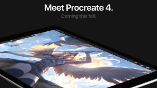 Procreate4 秋の大型アップデート情報まとめ [随時更新]