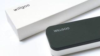 WILLGOOキャリングケース Apple Pencilとアクセサリー用 | Apple Pencil専用の筆箱は充電機能も付いた優れもの