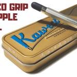 Kaweco Grip | 最も美しいApple Pencilのための保護ケース。ドイツ製でおしゃれな専用ペンケースも付属