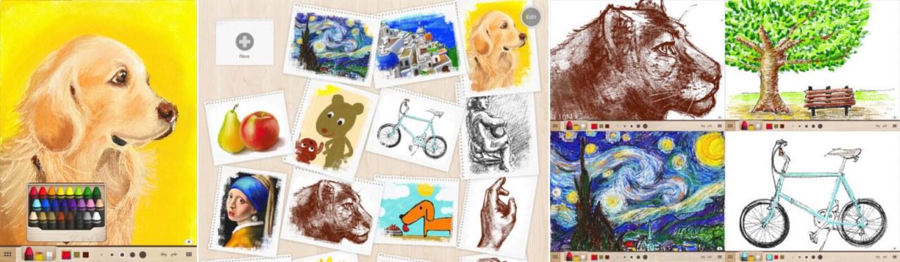 Crayon Style - クレヨンで日常に彩りを