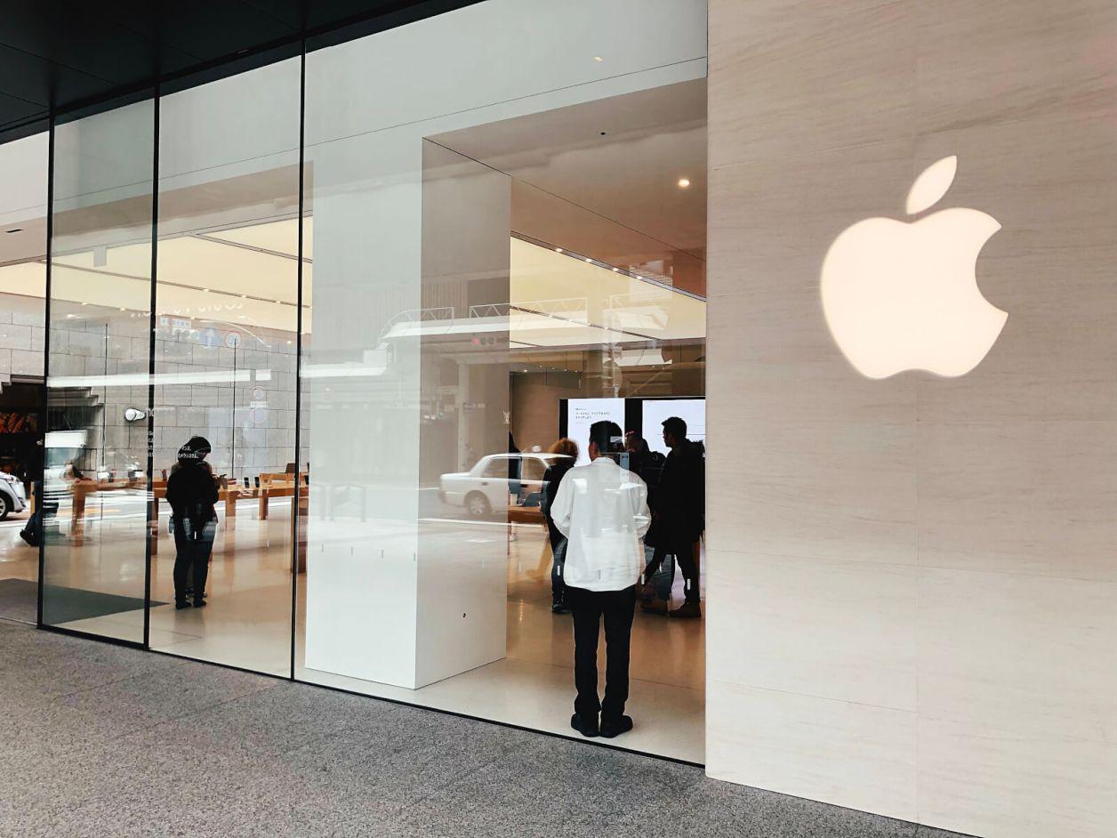 Apple Store 京都では28日から店頭在庫アリ