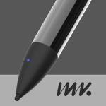 Cregle Ink | ペン先2.4ミリでゴム製チップを備えたアクティブスタイラスペン[レビュー]