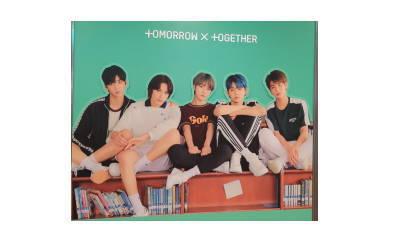 BTSの弟グループ TOMORROW X TOGETHER(ティーバイティー TXT)バズリズムに出演!