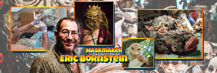 Eric Bornstein comes from Behind The Mask this Black Friday