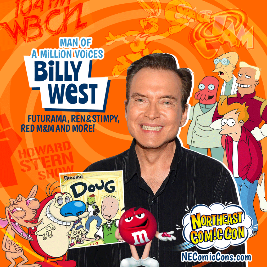 BILLY WEST - Nov. 26-28, 2021 show