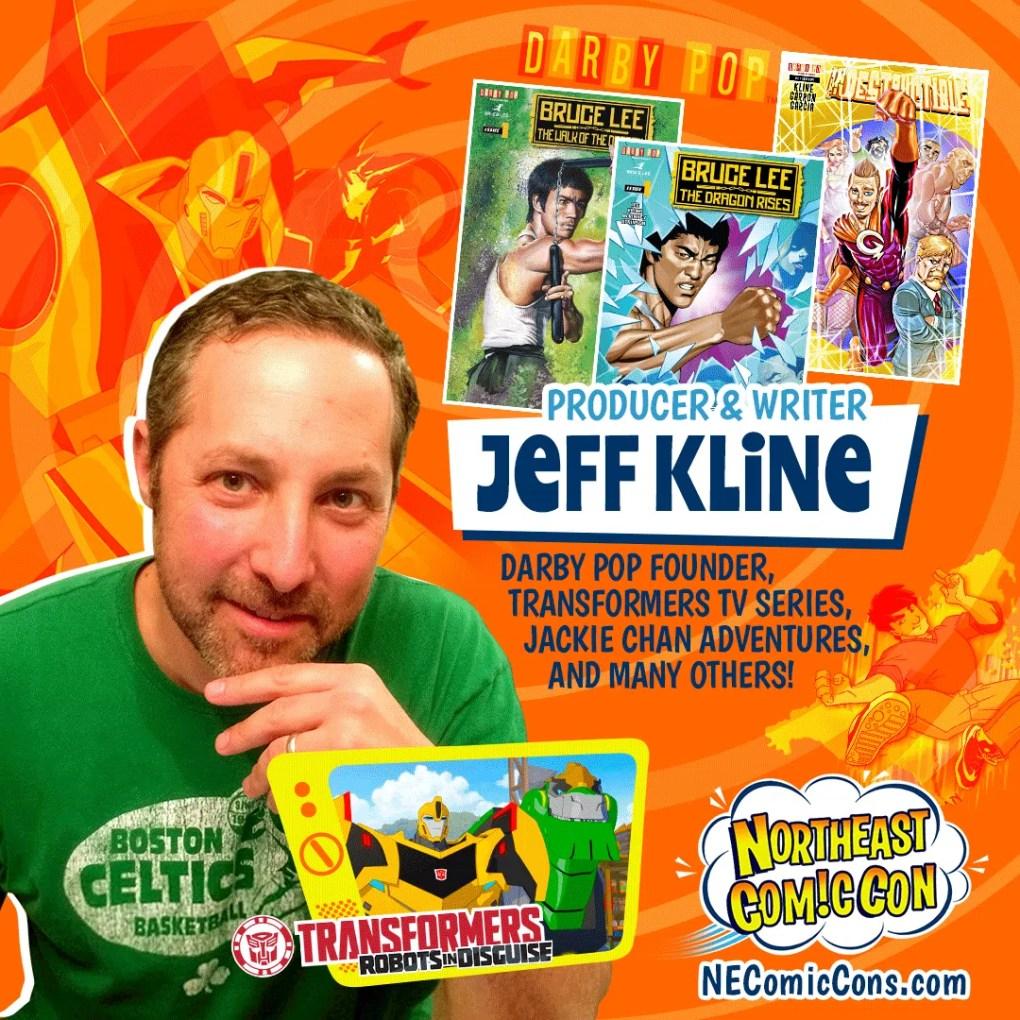 JEFF KLINE - March 10-12, 2022 show