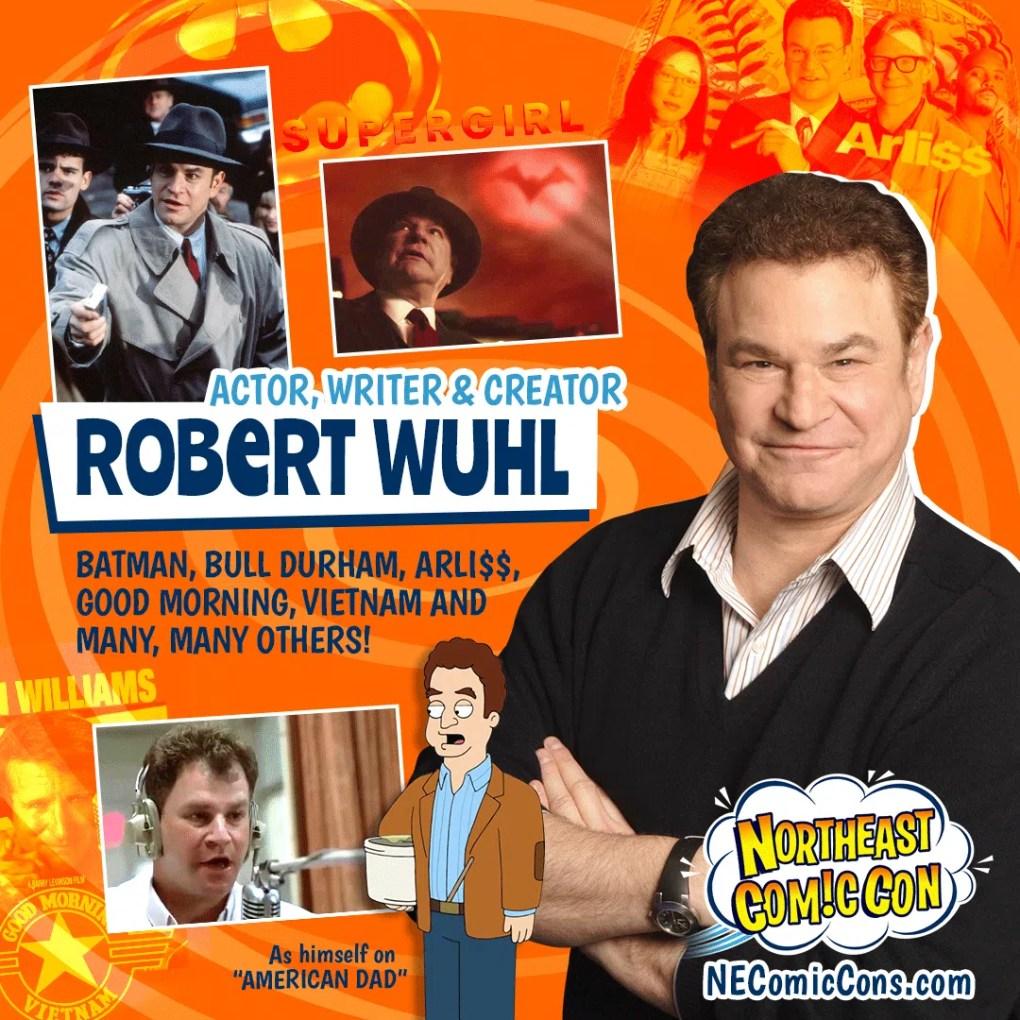 ROBERT WUHL - NOV. 26-28 show