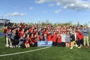 Sacred Heart - 2016 women's team champion