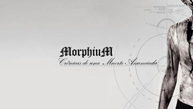 "Photo of MORPHIUM (ESP) ""Cronicas de una muerte anunciada"" CD 2013 (Mass Records)"