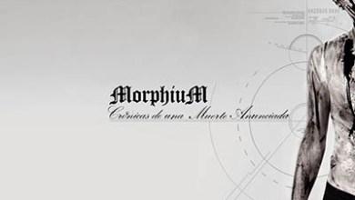 "Photo of MORPHIUM (ESP) ""Cronicas de una muerte anunciada"" CD 2013 (Mass Records)"