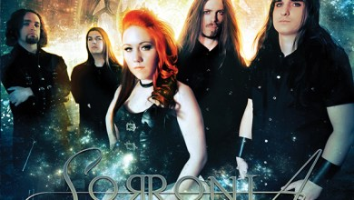 Photo of SORRONIA (HUN) «Words of silence» CD 2013 (Bakerteam Records)