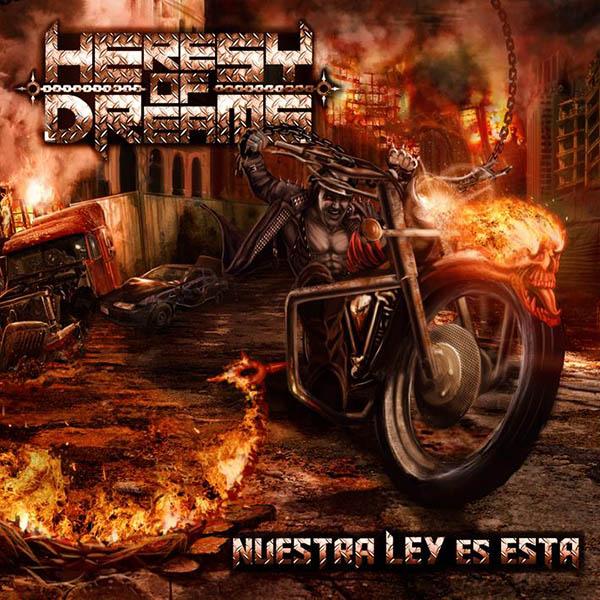 Heresy of Dreams - Nuestra Ley es Esta web