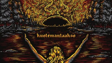 Photo of KUOLEMANLAAKSO (FIN) «Musta aurinko nousee» CD EP 2013 (Svart Records)