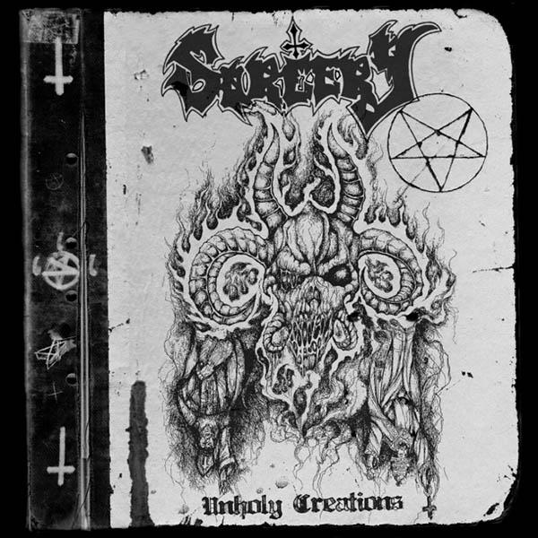 sorcery - unholy web