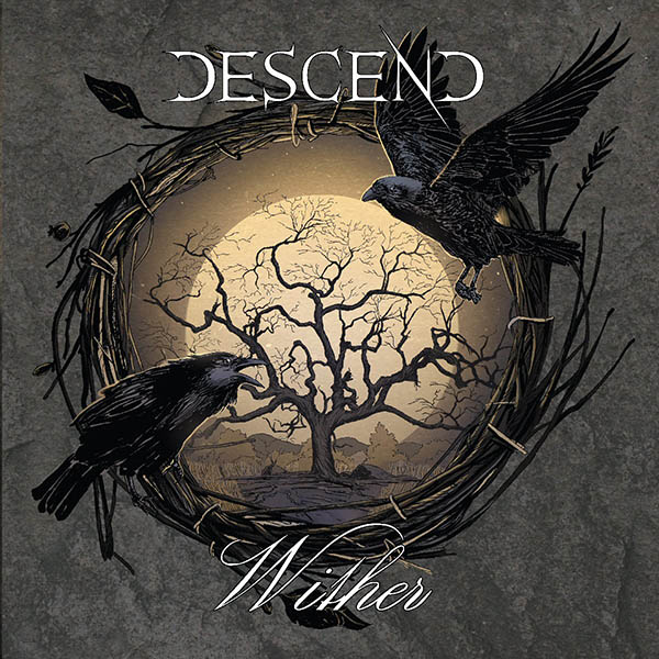 Descend-Wither web