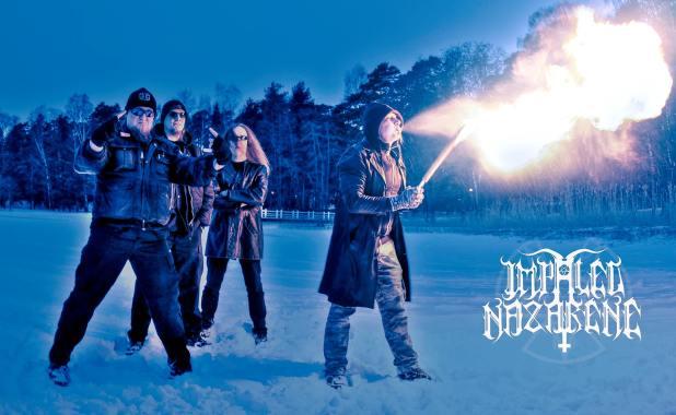 Impaled-Nazarene-Vigorous BANDA