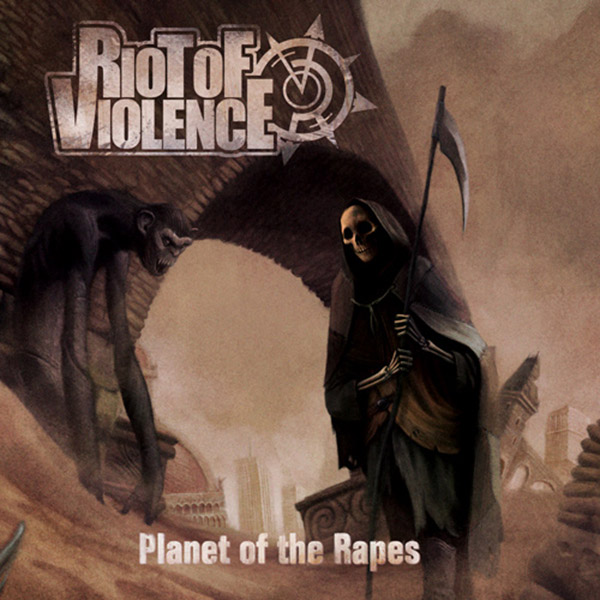 riot of violence - planet web