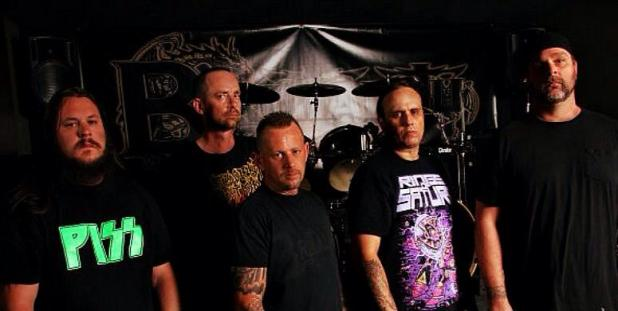 brutality  ruins band