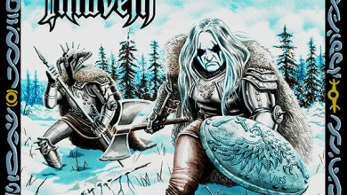 Photo of ITNUVETH (ESP) «The way of the berserker» CD 2014 (Xtreem Music)