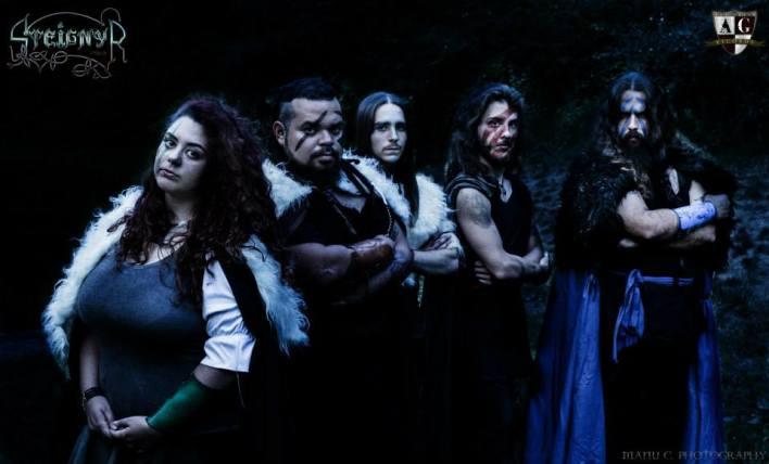 Steignyr - Tales of a Forgotten Hero banda