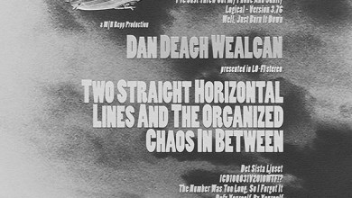 Photo of DAN DEAGH WEALCAN (RUS) «»Two straight horizontal lines and the organized chaos in between: director's cut» CD 2015 (Metal Scrap Records)