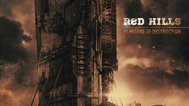 "Photo of RED HILLS (UCR) ""Pleasure of destruction"" CD 2014 (Total Metal Records)"