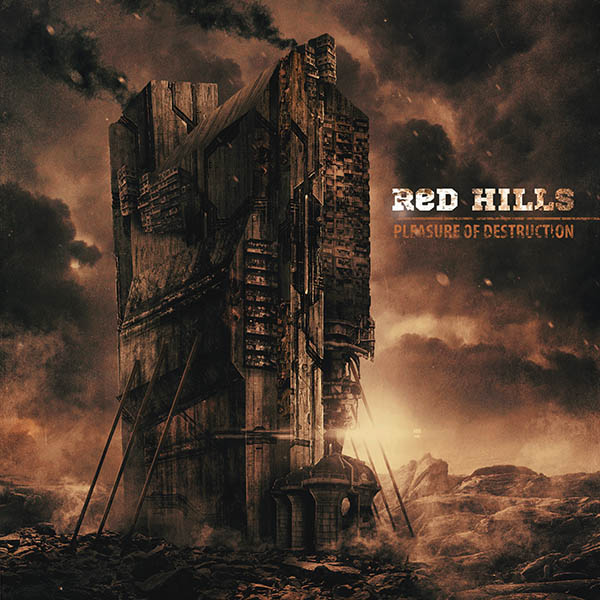 red hills - pleasure web