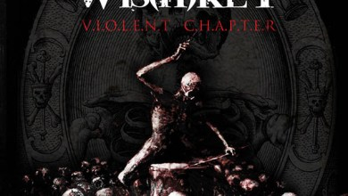 """Photo of WHI(S)KEY (ESP) """"Violent chapter"""" CD EP 2014 (Blood Fire Death)"""