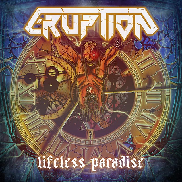 Eruption - Lifeless Paradise web