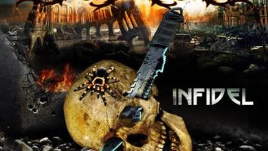 Photo of KADAR (KAZ) «Infidel» DIGITAL CD EP 2014 (Metal Scrap Records)