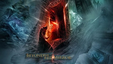 Photo of BLIND GUARDIAN (DEU) «Beyond the red mirror» CD 2015 (Nuclear Blast Records)