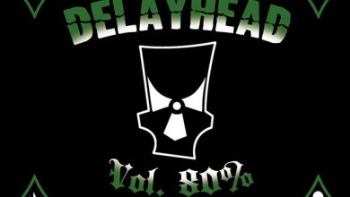 Photo of DELAYHEAD (FIN) «Vol. 80%» CD 2014 (Inverse Records)