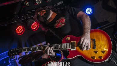 Photo of LIVE SHOTS – Parabola + Ethan (Sala Gruta 77, Madrid 17.01.2015)