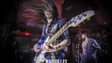 Photo of LIVE SHOTS – Fran Soler & Ethan (We Rock, Madrid 09.01.2015)
