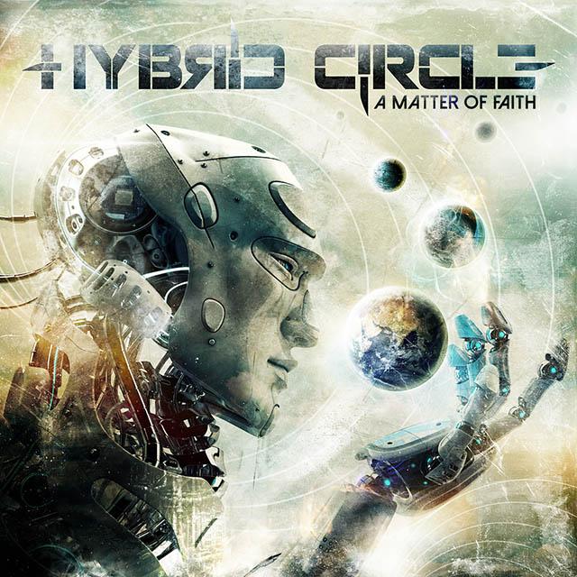 hybrid circle - a matter webg