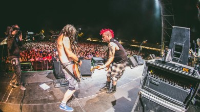 Photo of NOFX (USA) «Live Resurrection Fest 2014» (Full Show)