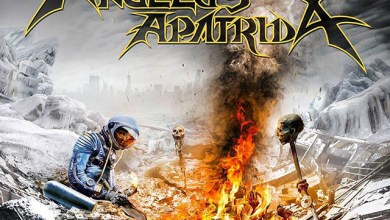 Photo of ANGELUS APATRIDA (ESP) «Hidden evolution» CD 2015 (Century Media Records)