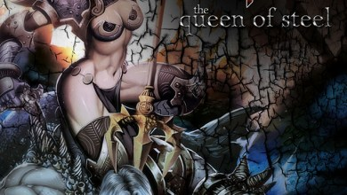 Photo of DEAD EARTH POLITICS (USA) «The Queen of steel» CD EP 2014 (Autoeditado)