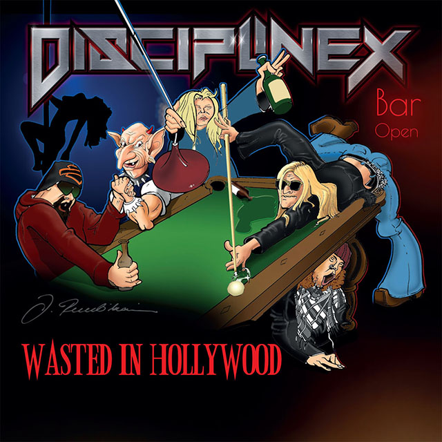 discipline x - wasted web