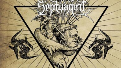Photo of SEPTUAGINT (GRC) «Negative void trinity» MCD 2014 (Forever Plagued Records)