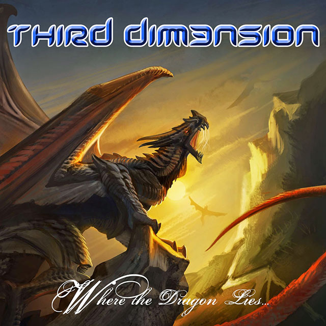 third dimension - where web