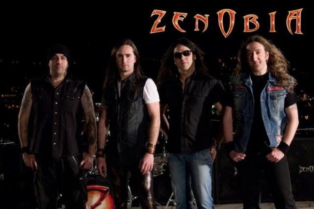 zenobia - supernova banda