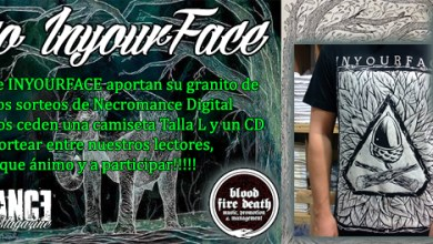 Photo of SORTEO – PACK INYOURFACE