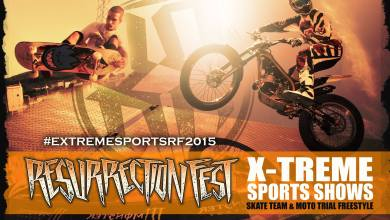 Photo of RESURRECTION FEST 2015 – X treme Sports Shows